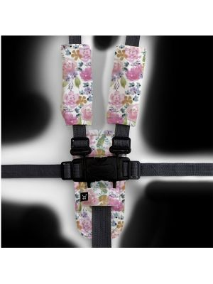 Outlook Art Collection - Watercolour Harness Cover Floral Delight