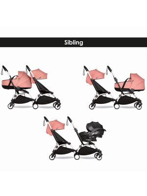 Babyzen Yoyo² Connect Frame ONLY (Requires you to buy the YOYO pram separately. Can not be used on its own)