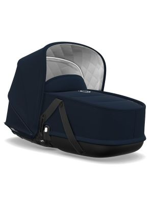 Bugaboo Bee5 Classic Bassinet Tailored Fabric Set Dark Navy - Online Only!