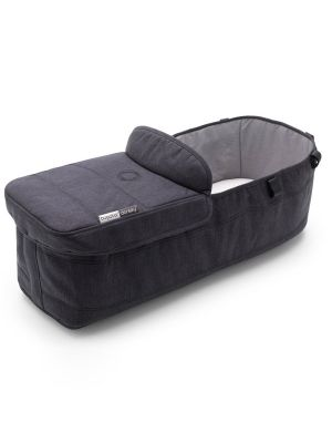 Bugaboo Donkey 3 Mineral Bassinet Fabric Complete Washed Black