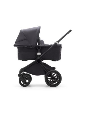 Bugaboo Fox 3 Mineral Complete BLACK/WASHED BLACK with BONUS cup holder valued at $54.95
