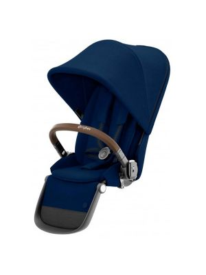 Cybex Gazelle S Second Seat Taupe/Navy Blue