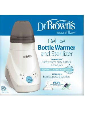 Dr Brown's Deluxe Electric Bottle & Food Warmer & Sterilizer