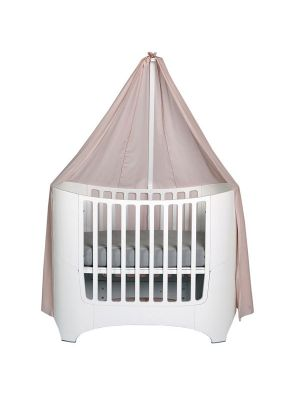 Leander Cot Canopy V21 Dusty Rose (need to purchase Leander Classic Canopy Rod)