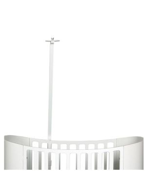 Leander Classic Cot Canopy Rod White (need to purchase Leander Classic Canopy)
