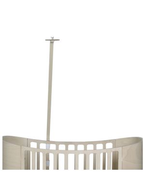 Leander Classic Cot Canopy Rod Whitewash (need to also purchase Leander Classic Canopy)
