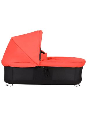 Mountain Buggy Carrycot Plus V3 for MB Mini & Swift - Coral