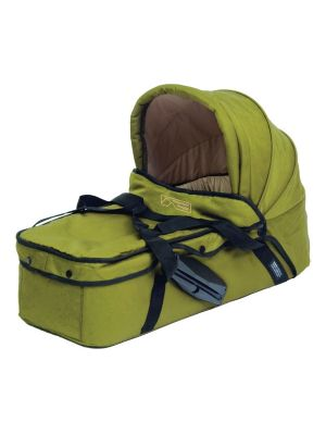 Mountain Buggy Duo Single Carrycot Moss - Online Only!