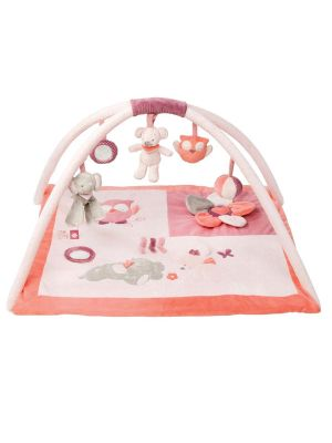 NATTOU Adele & Valentine Playmat With Arches