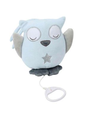 Nattou Sam & Toby Collection Musical Olly The Owl