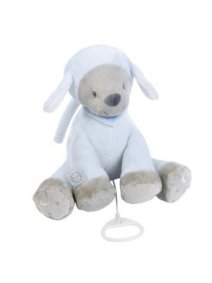 Nattou Sam & Toby Collection Musical Sam The Sheep