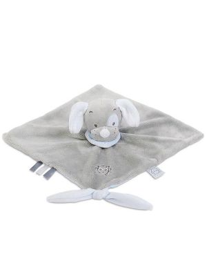 Nattou Sam & Toby Collection Doudou Comforter Toby The Dog