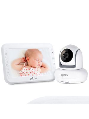 Oricom Secure875 Video Baby Monitor Touch 5 inch HD