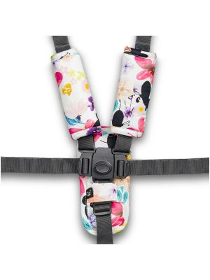 Outlook Harness Cover Floral Butterfly