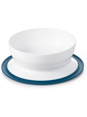 OXO TOT Stick & Stay Suction Bowl Navy