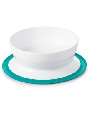 OXO TOT Stick & Stay Suction Bowl Teal