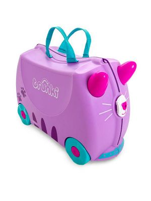 Trunki Cassie the Cat Ride On Suitcase