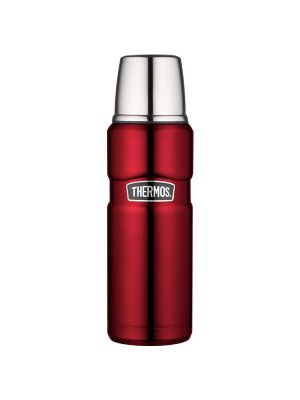 Thermos® Stainless King™ Vacuum Insulated Flask 470ml Red