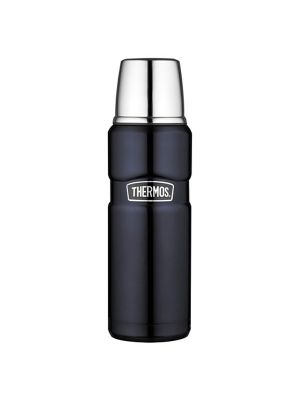 Thermos® Stainless King™ Vacuum Insulated Flask 470ml Blue