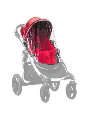 Baby Jogger City Black/Clear Weather Shield Only