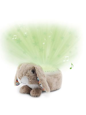 Zazu Star Projector With Soothing Melodies Ruby the MiniLop Rabbit